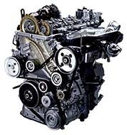 • на дизельные двигатели