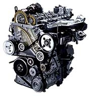 • на дизельні двигуни