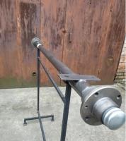 Балка АТВ-140 (01П) для причепа посилена зі ступицями шплінтованими під жигулівське колесо - БП2/140Т-01П