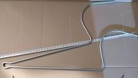 Граблины 6 мм - спицы для граблей Солнышко, оцинкованные (ГС6)