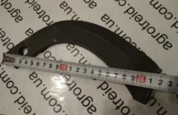 Нож почвофрезы тракторной правый 22 см (НФ220)