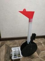 Секция мотоблочной зерновой сеялки (ССМ4)