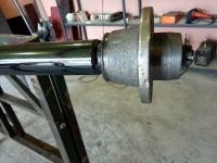 Балка АТВ-140 (01Р) для причепа під жигулівське колесо - БП6/140Т-01Р