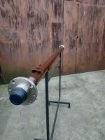 Ось для прицепа под жигулевское колесо АТВ 162Т/57 (08Р)