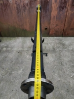 Балка АТВ-155 (01Р) для причепа під жигулівське колесо посилена (товщина 6 мм) - БП20/155Т57-01Р6