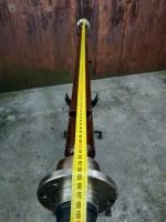 Балка АТВ-155 (08Р) для причепа під жигулівське колесо посилена (товщина 6 мм) - БП21/155Т57-08Р6