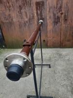 Балка АТВ-162 (08Р) посилена для причепа під жигулівське колесо - БП27/162Т-08Р