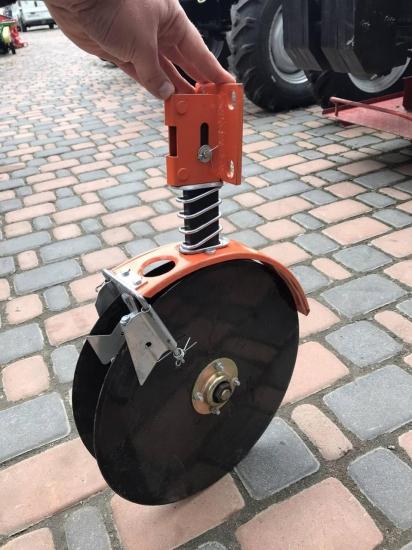 Сошник дисковий в зборі 2BFX-10