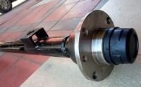 Балка АТВ-155 (08Р) для причепа під жигулівське колесо - БП7/155Т-08Р