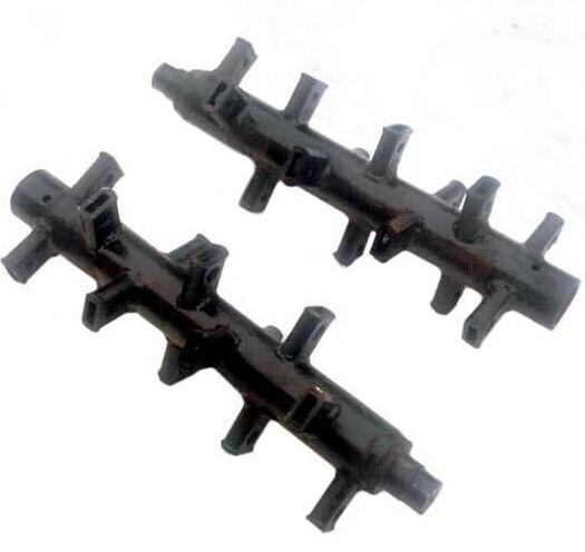 Ось почвофрезы на 15 ножей 1GQN-140