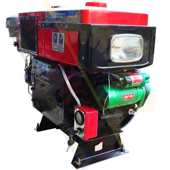 Двигатель дизельный CHANGFA ДД-1110ВЭ