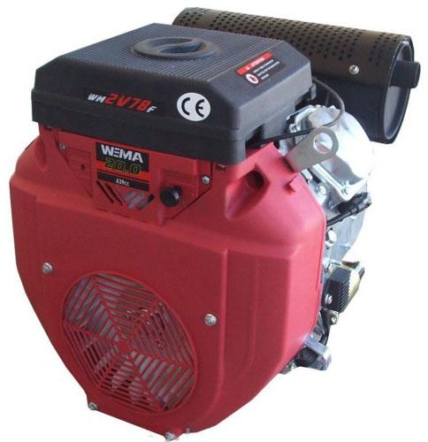 Бензиновий двигун Weima WM2V78F