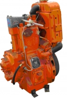 Двигун дизельний DL190-12