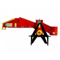 Измельчитель веток для минитрактора Remet R-120 (R-120N6)