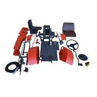 Комплект для переделки мотоблока в трактор Expert (70008)