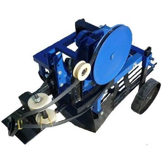 Однорядна картоплекопалка вібраційна до мотоблока Zirka-105 (КК7)