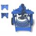 Вібраційна картоплекопалка до мотоблока під ВВП однорядна КМ-3