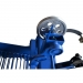 Транспортерний картоплекопач до мототрактора, мотоблока однорядний КМ-7