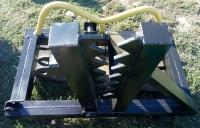 Корчувач пеньків до трактора МТЗ, ЮМЗ, посилений (КП80У)