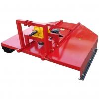 Косилка измельчитель на минитрактор роторная садовая КСП-1,4