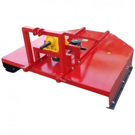 Косарка подрібнювач до мінітрактора роторна садова КСП-1,4