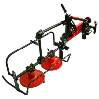 Косилка для мототратора роторная КР-09