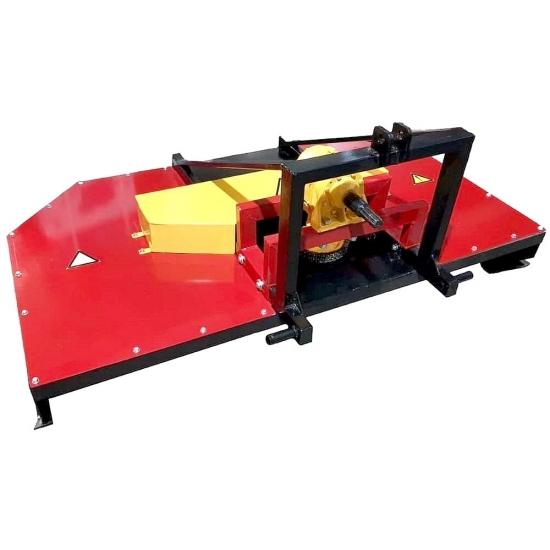 Косарка подрібнювач до мінітрактора роторна садова КПС-1,8