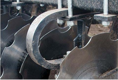 Кронштейн секции на дисковую борону IBQX