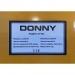 Молотарка качанів кукурудзи електрична Donny DY-003