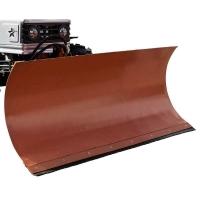 Снегоуборочный отвал на мототрактор навесной ЛП2 (без гидравлики)