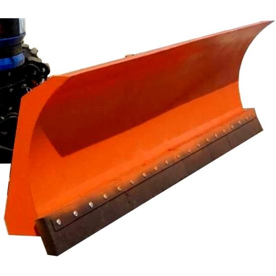 Передня лопата відвал на мінітрактор DongFeng 404 з механічним поворотом