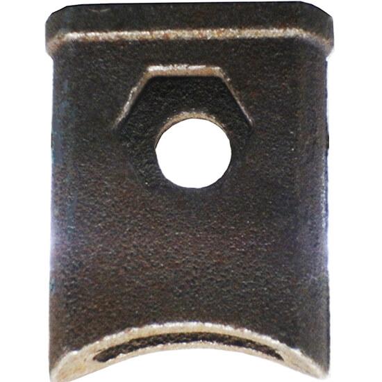 Кріплення ножа ґрунтофрези GQN 80-240
