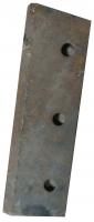 Нож бурового шнека БУР 1W-60