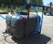Обприскувач до мінітрактора навісний 130 літрів (штанга 4 метри)