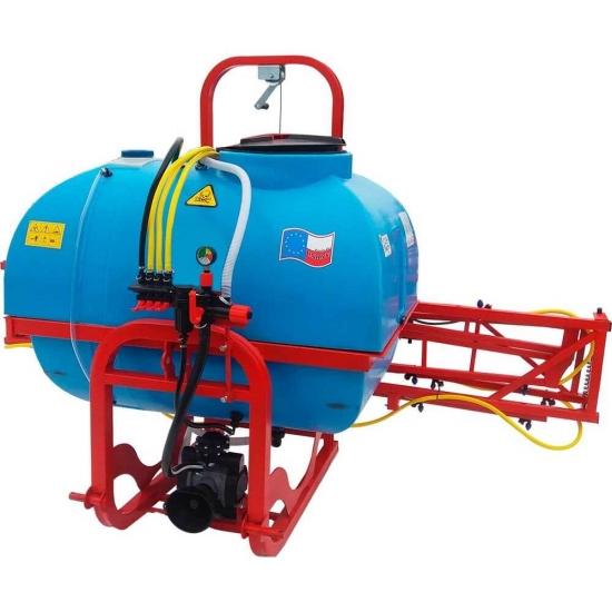 Обприскувач до трактора навісний Wirax 1000 літрів (штанга 14 метрів, стабілізатор)