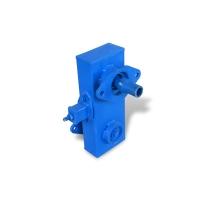 Переходник мотоблочный цепной для фрезерного культиватора Мотор Сич (81020)