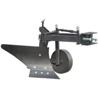 Однокорпусный плуг для тяжелых мотоблоков ПЛ9