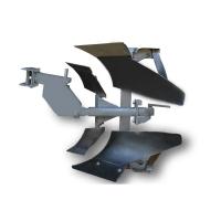 Плуг універсальний для мотоблока оборотний з передплужником (71013)