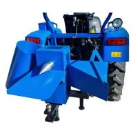 Рубильная машина на трактор - дровокол ДР10
