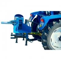 Навесной дровокол на трактор - веткоизмельчитель ДР14