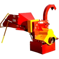Щепоріз тракторний ИВ-20 (машина для подрібнення гілок)