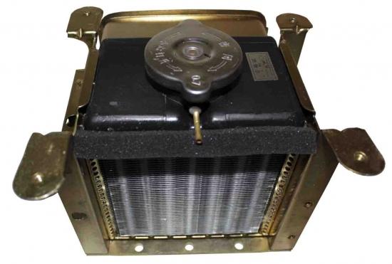 Радиатор R190 для двигателя мотоблока мощностью 8,5-11 л.с.