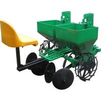 Картоплесаджалка до міні трактора дворядна КСН-2М