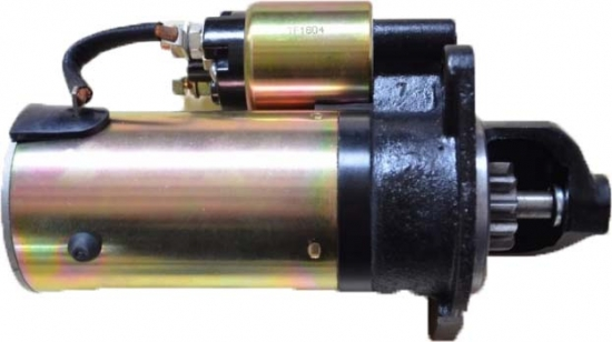 Стартер редукторный QDJ1332G 12V 5kW КМ385ВТ JM254