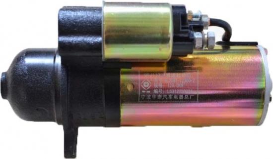 Стартер QDJ1332A 12V 2.5kW редукторный КМ385ВТ JM254