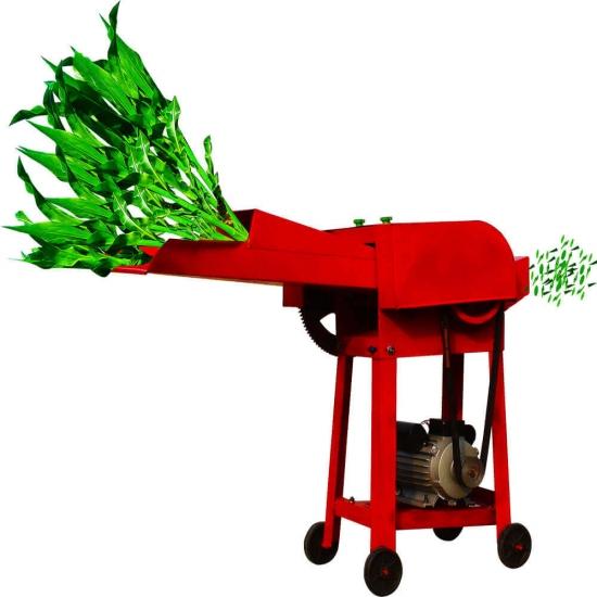 """Січкарня електрична """"Розумниця"""" (подрібнювач соломи, трави, сіна)"""