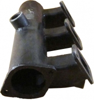 Труба выпускная масляного насоса КМ385ВТ