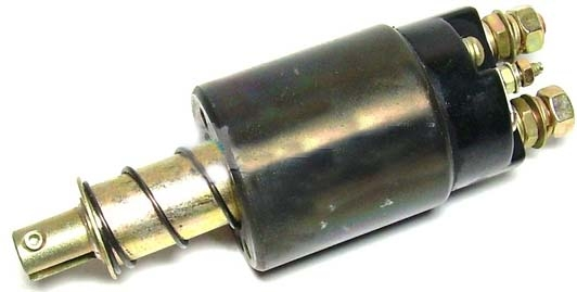 Втягивающее стартера DL190-12