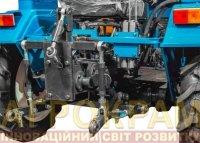 Адаптер мототрактора для навісного з трьохточковим кріпленням