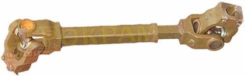 Вал карданный 8х6 L850